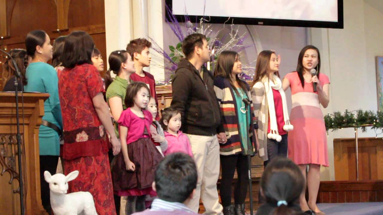 Worthing Baptist Church Filipino Family Christmas Presentation