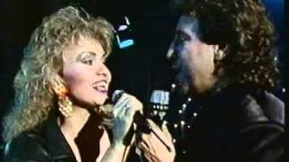 Bernie Paul & Gry (aka Bo Andersen) - Our Love Is Alive (Danish TV) - ((STEREO))