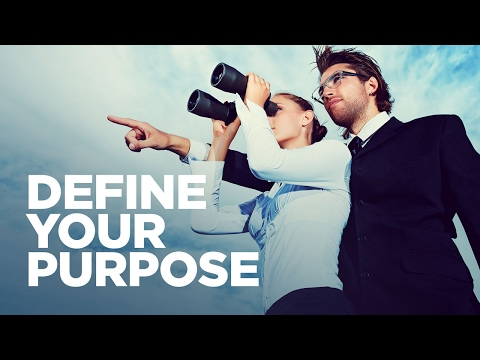 Define Your Purpose - The G&E Show