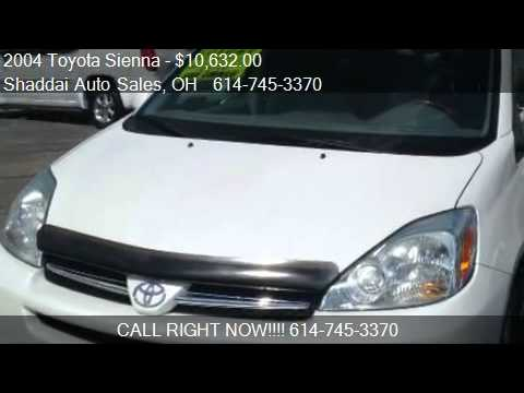 2004 Toyota Sienna XLE Limited AWD - for sale in Whitehall,
