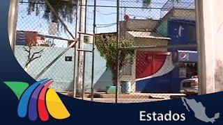 Incumplen con mejoras en el deportivo Caracoles de Tlalnepantla   Noticias del Estado de México