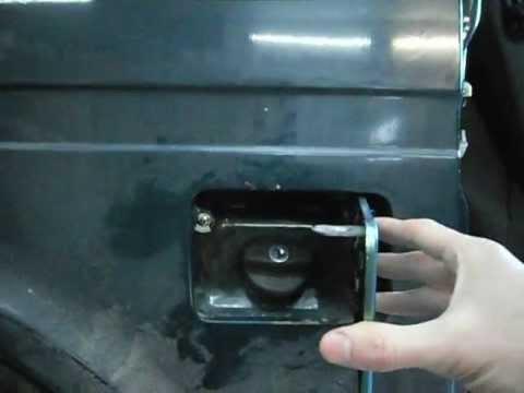 Стеклоподъемники ГРАНАТ на Renault Logan I в задние двери. Обзор .