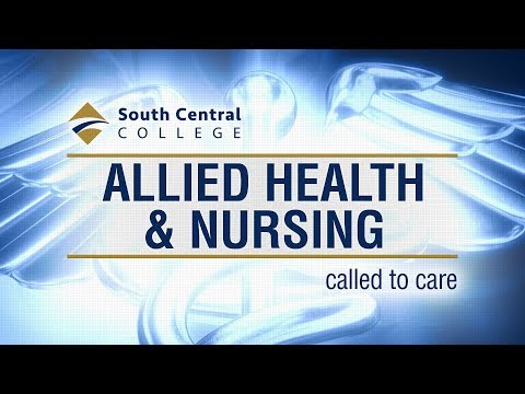 South Central College | Allied Health & Nursing