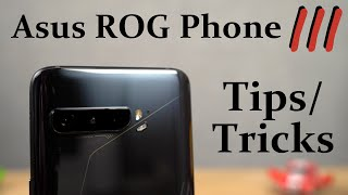 Asus ROG Phone 3 20+ Tips and Tricks