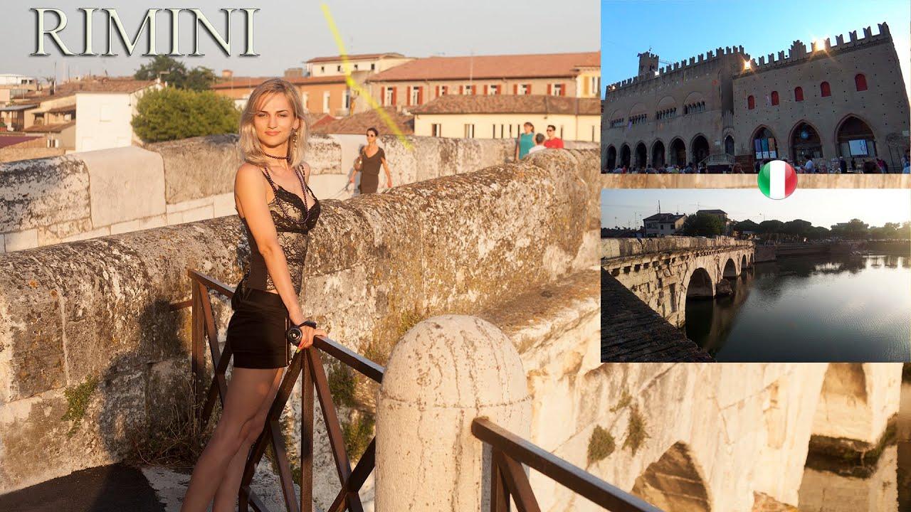 Rimini Italy Tour In Rimini Beach Art History Travel Adventures Kate Claudia Youtube