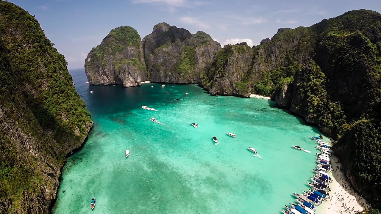 Amazing Thailand Adventure Trip 2015 Phuket Phi Phi Island Krabi James Bond Island Similan