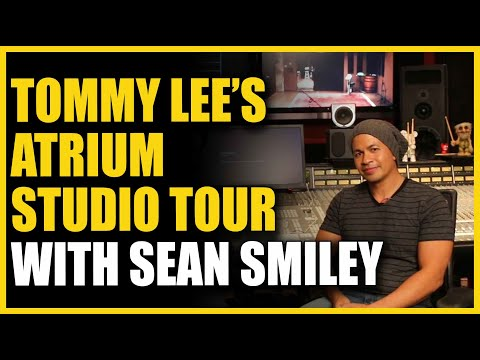 Tommy Lee's Atrium Studio and Smiley Sean Interview - Warren Huart: Produce Like A Pro