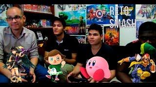 Reto: Patacones en Smash