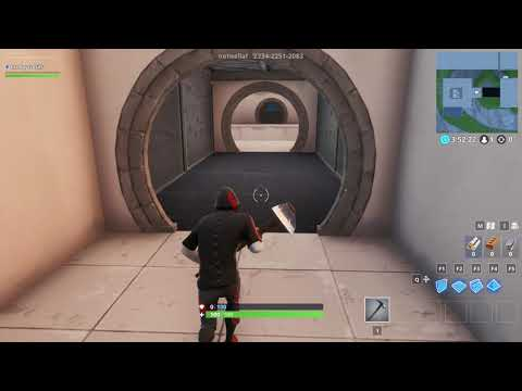 1-4 PLAYERS - DIFFICULTY: MEDIUM - THE ENRICHMENT CENTER By NotNellaf - Fortnite