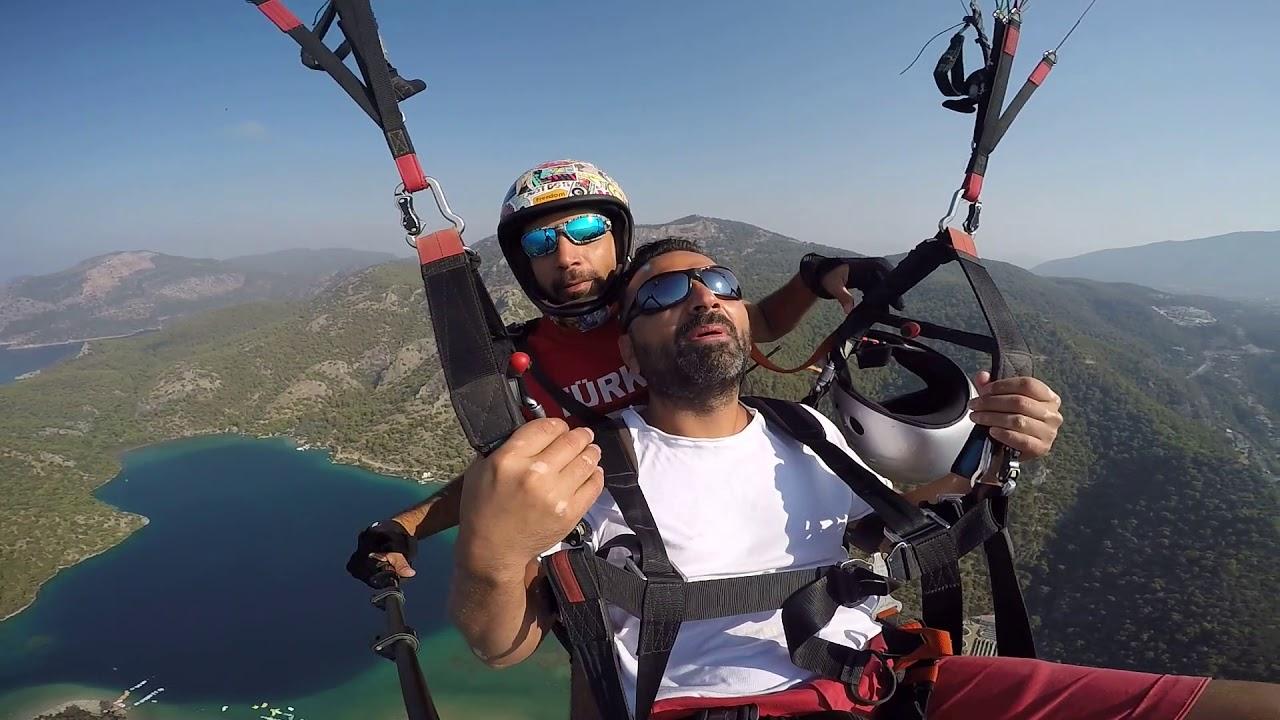 Komik Paraşüt Kurban Olduğum Yapma Hakkımı Sana Helal Etmem
