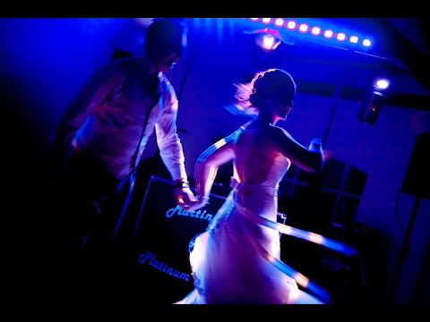 Top Hampshire Wedding DJ Martin Lake - Amazing Wedding Disco