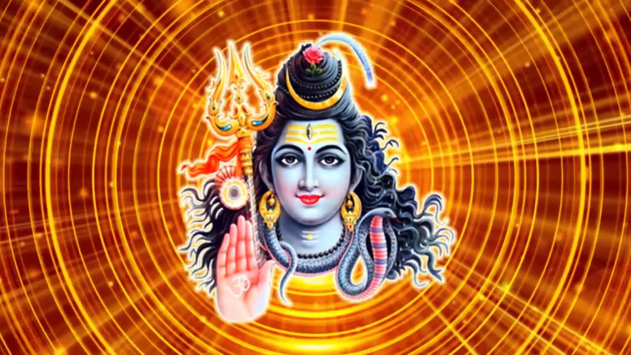 Hd Lord Shiva Background Animated Video God 3d And 4k Animated Video Dmx Hd Bg 329