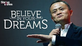 Download Jack Ma Motivational Video | Believe In Your Dreams | Inspirational Speech | Startup Stories