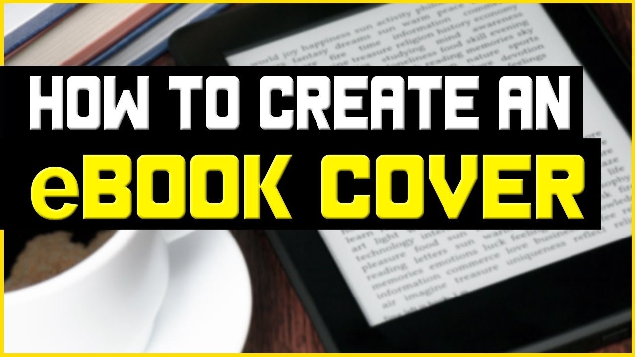 Designing your own ebook covers | photoshop-tutorial. Org.