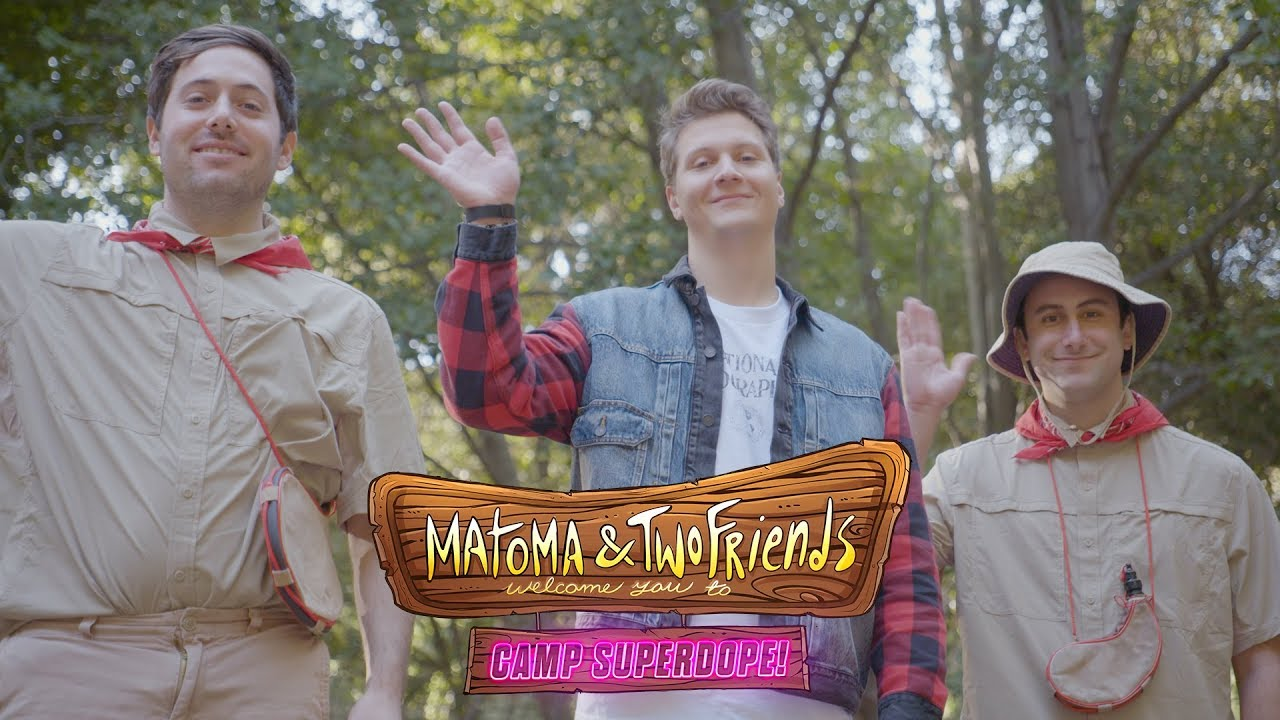 Matoma Two Friends Welcome You To Camp Superdope Youtube