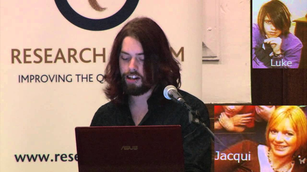 Jacqui and Luke Jackson talk about their experiences of autism in