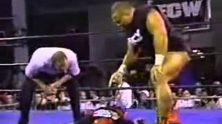 Rey Mysterio Vs Taz ECW