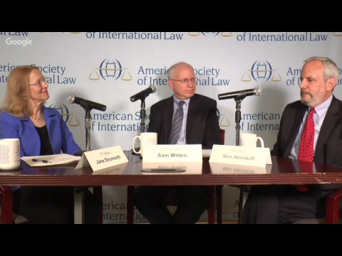 International Law and the Trump Administration: U.S. Obligations towards Refugees [6-6-2017]