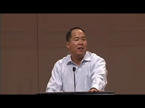 "David Choi | Luke 14:35-15:2: ""He Who Has Ears to Hear"""