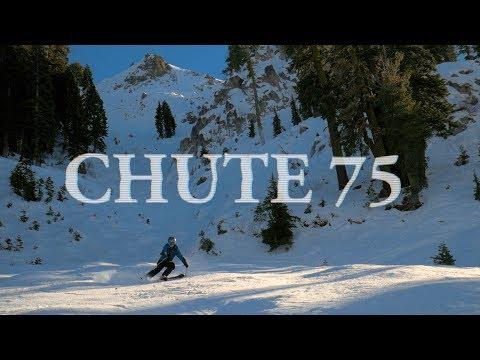 CHUTE 75 – (A Short Squaw Valley Ski Film)