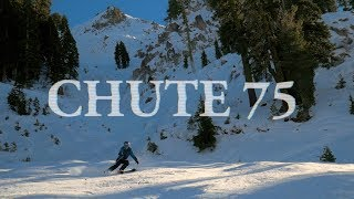 CHUTE 75 – (A Short Squaw Valley Ski Film)