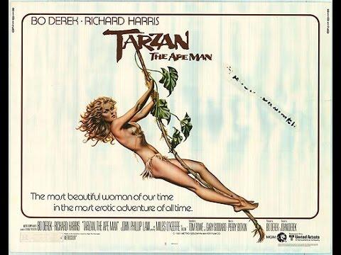 Tarzan The Ape Man Action 1981 Trailer Youtube