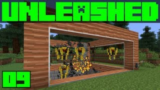 Hypno FTB Unleashed E09: Turtle Blaze Farm