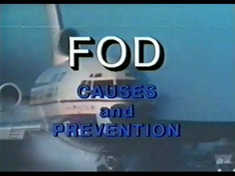 FOD Causes and Prevention