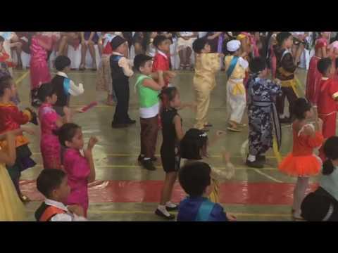 Alanis United Nations Culmination Dance