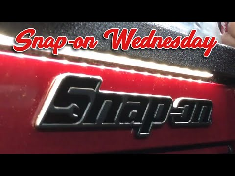 SNAP-ON WEDNESDAY - See The Light - NEW SNAP-ON TOP
