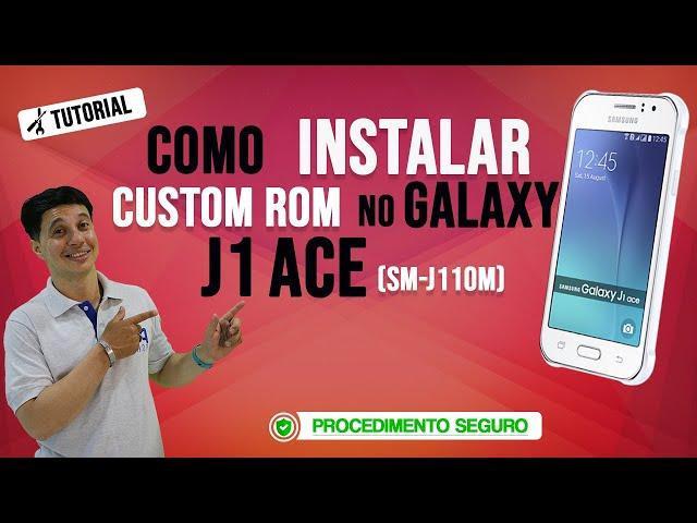 Download Como Instalar CustomRom CleanLiteOS Android 5 1 1 no Samsung J1  Ace (SM-J110M)