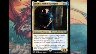 Download Lavinia Azorius Renegade In The 99 Mtg Commander