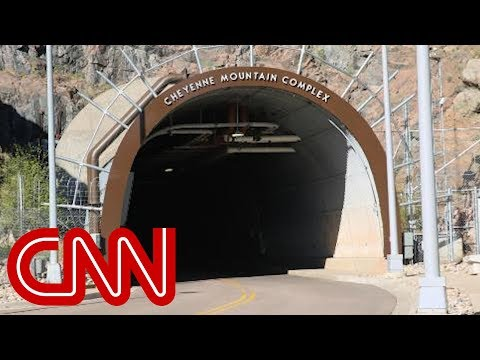 Inside hidden bunker watching North Korean missiles