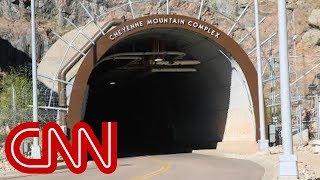 Inside hidden bunker watching North Korean missiles