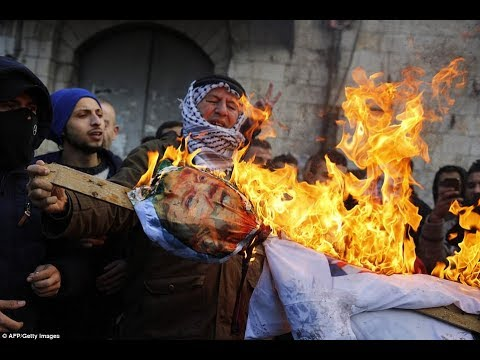 Mideast On Fire-Turkish President Calls Israel A Child Murder State-Netanyahu Retorts