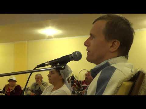 Андрей Городецский  и его семья славят Господа Бога в Молдавии