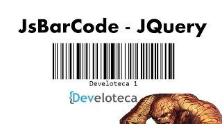 Código de barras con Javascript y jQuery - jsBarCode