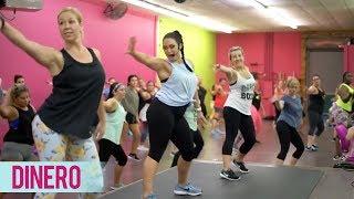Jennifer Lopez - Dinero ft. DJ Khaled, Cardi B (DANCE2FIT with Jessica Bass James) Mp3