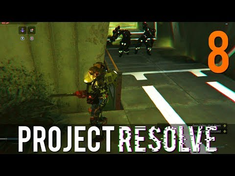 [8] Project Resolve (Let's Play The Surge PC w/ GaLm)