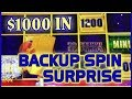 💰 $1000 in GOLD Bonanza 🎊 ✦ Double Ending! ✦ Slot Machine Pokies w Brian Christopher at San Manuel