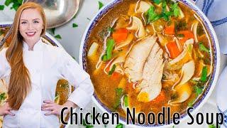 Download lagu The Best Chicken Noodle Soup