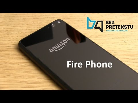 Amazon Fire Phone - (nie)Recenzja