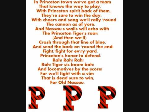 Princeton Fight Song