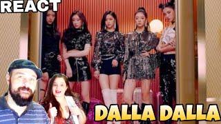 VOCAL COACHES REACT: ITZY - DALLA DALLA MV