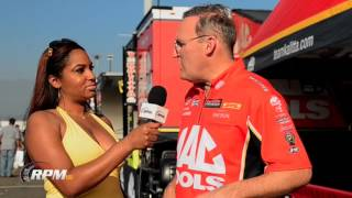 Top Fuel interviews   Doug Kalitta