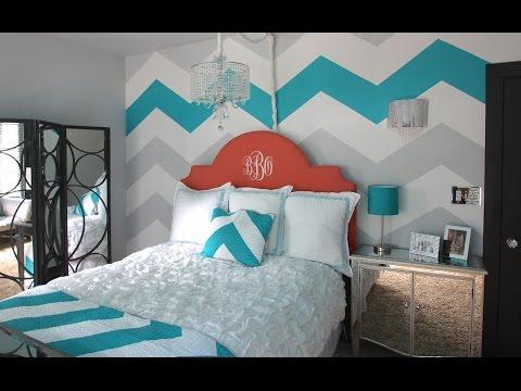 Новые модные способы покраски стен