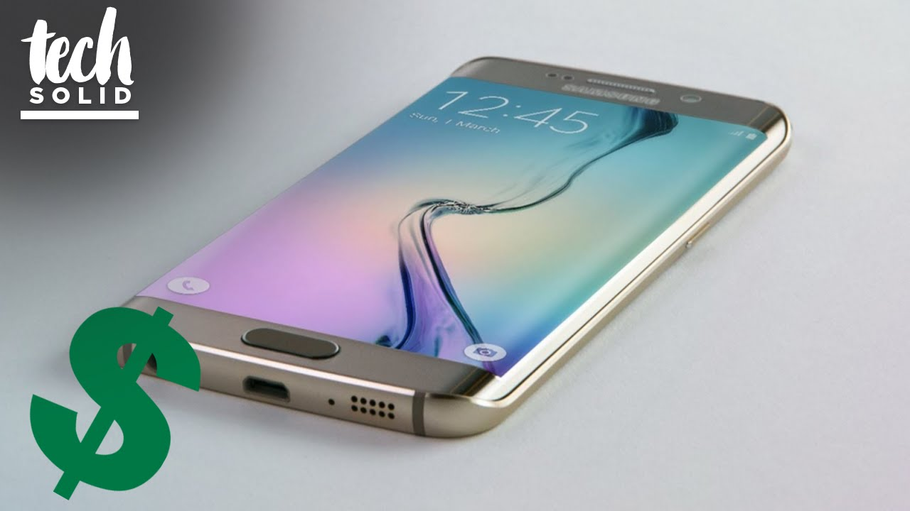 2141464e02c Samsung Galaxy S6 Edge Plus Price Leaked - YouTube