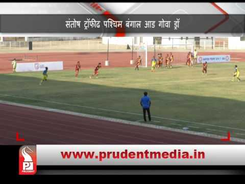 GOA-BENGAL PLAY OUT GOALLESS DRAW │Prudent Media Goa