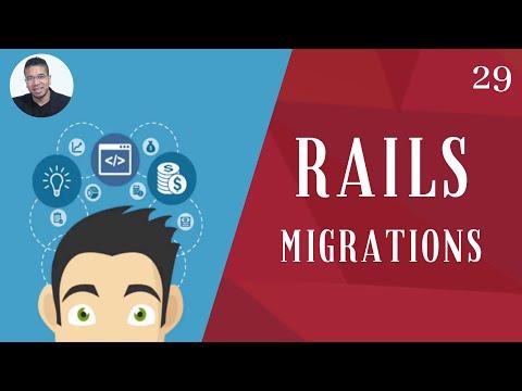 Rails - Migrations #Aula 29