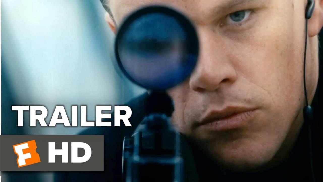 Jason Bourne 2016 Greek Subs Online Gamato Movies Gr Youtube